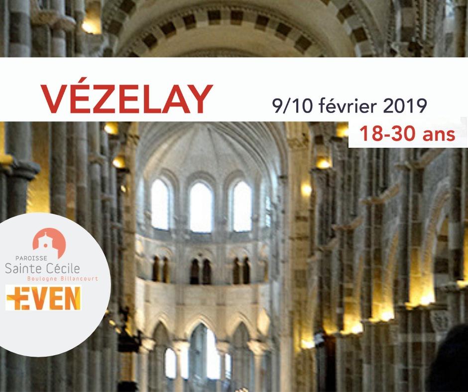 Week-end a Vezelay avec Even